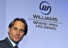 <p>Chefe da equipe Williams, Adam Parr, afirmou que os testes serão realizados em Barcelona. 09/02/2011 REUTERS/Toby Melville</p>