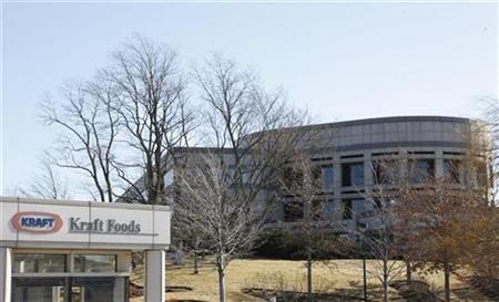 Sec investigating kraft for corruption in india reuters - Kraft foods chicago office ...