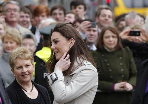 Belfast welcomes Will and Kate
