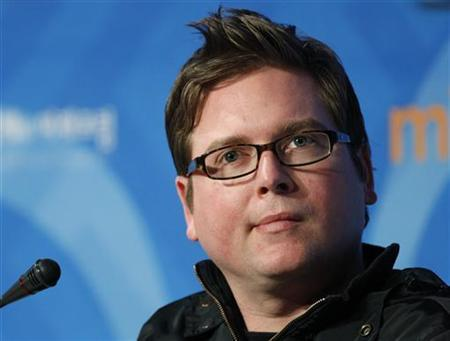 Twitter co-founder Biz Stone attends the ''World Economy and Future Forum'' hosted by broadcaster MBN in Seoul March 3, 2011. REUTERS/Lee Jae-Won