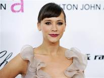 <p>Actress Rashida Jones arrives at the 19th Annual Elton John AIDS Foundation Academy Award Viewing Party in West Hollywood, California February 27, 2011. REUTERS/Gus Ruelas</p>