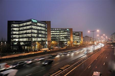 Schneider Electric's head office in France is seen in a 2009 handout photo. REUTERS/Schneider Electric/Handout
