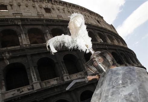 Rome's gladiators