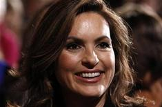 <p>Actress Mariska Hargitay attends an event marking Domestic Violence Awareness Month in the East Room at the White House in Washington, October 27, 2010. REUTERS/Jim Young</p>