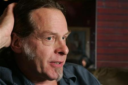 Ted Nugent during an interview before a concert in Las Vegas, August 11, 2007. REUTERS/Steve Marcus