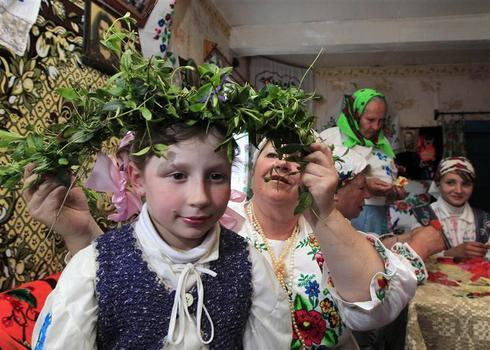 Pagan rituals for a good harvest
