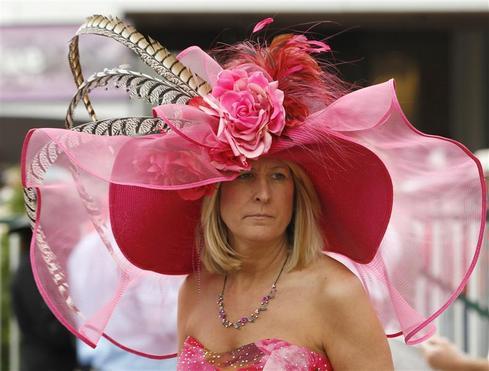 Kentucky Derby fashion