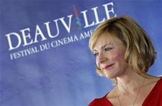 "<p>Cast member Kim Cattrall poses during a photocall for the film ""Meet Monica Velour"" at the 36th American film festival in Deauville September 11, 2010. REUTERS/Vincent Kessler</p>"