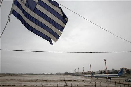 A general view of the old Athens airport in the Hellenikon-Argyroupoli suburb, southwest of Athens, in this March 17, 2011 file photo. REUTERS/Yiorgos Karahalis