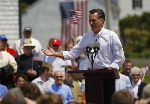 Romney in the running