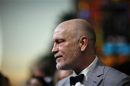 Cast member John Malkovich attends the premiere of ''Secretariat'' at El Capitan theatre in Hollywood, California September 30, 2010. REUTERS/Mario Anzuoni