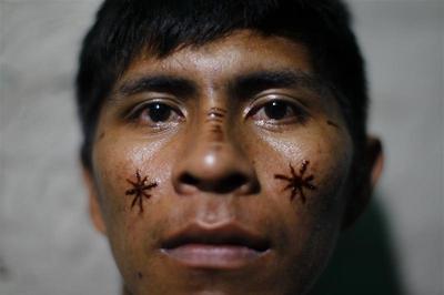 Venezuela's indigenous minority