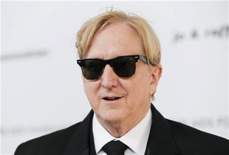 Musician T-Bone Burnett arrives at the 19th Annual Elton John AIDS Foundation Academy Award Viewing Party in West Hollywood, California February 27, 2011. REUTERS/Gus Ruelas