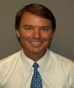 This undated U.S. federal government handout booking image, obtained by Reuters from the U.S. Marshals Service June 15, 2011, shows former Senator John Edwards (D-NC) after his arrest on federal charges. REUTERS/U.S. Marshals Service/Handout