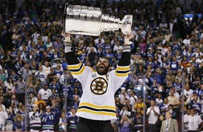 Boston wins the Stanley Cup