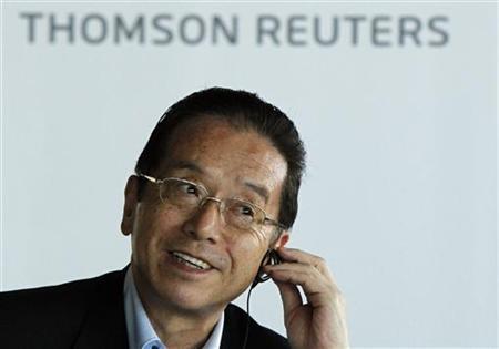Sekisui House Chairman and CEO Isami Wada speaks during the Reuters Rebuilding Japan Summit in Tokyo June 22, 2011. REUTERS/Toru Hanai