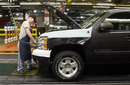 U S Has Clear Path To Selling Gm Stake Official Reuters
