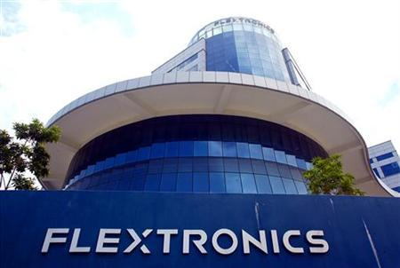 The Flextronics International Inc. headquarters for regional manufacturing in Singapore, in a file photo. REUTERS/File