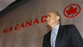 <p>Air Canada Inc.'s president and CEO Calin Rovinescu attends the company's annual shareholders meeting in Montreal May 5, 2011. REUTERS/Shaun Best</p>