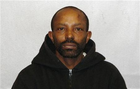 Anthony Sowell is pictured in an undated booking photo made available to Reuters November 3, 2009. REUTERS/Cayuga County Sheriff's Office/Handout