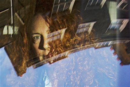 Then-chief executive of News International, Rebekah Brooks, arrives at Rupert Murdoch's flat in central London in a July 10, 2011 file photo. REUTERS/Olivia Harris/files