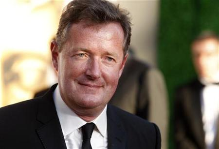 CNN host Piers Morgan arrives at the BAFTA Brits to Watch event in Los Angeles, California July 9, 2011. REUTERS/Fred Prouser