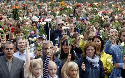 Twin attacks shock Norway