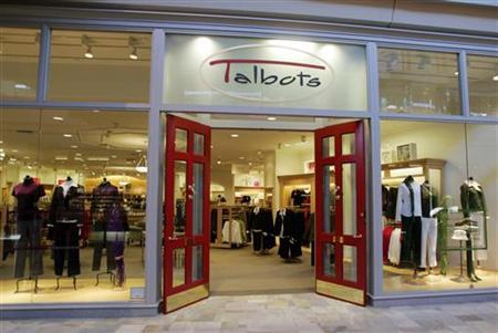 A view of a Talbots store in Broomfield, Colorado October 18, 2006. REUTERS/Rick Wilking