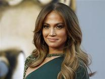 <p>Singer Jennifer Lopez arrives at the BAFTA Brits to Watch event in Los Angeles, California July 9, 2011. REUTERS/Mario Anzuoni</p>