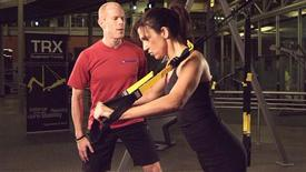 <p>A TRX training session takes place at 24 Hour Fitness club in San Ramon, California, in this April 2011 handout photo. REUTERS/24 Hour Fitness/Handout</p>