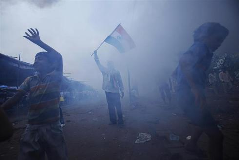 Protests erupt across India