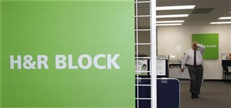 H&R Block is offering current and new clients up to $1, in a tax refund advance as well as free ez.