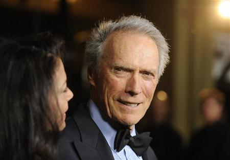 Director Clint Eastwood arrives at the 63rd annual DGA Awards dinner in Los Angeles January 29, 2011. REUTERS/Phil McCarten
