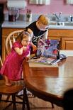 <p>Bridgette (L) and Brad Jordan are seen in this undated handout image acquired by Reuters on September 20, 2011. Bridgette is a 27-inch college student who was identified by Guinness World Records today as the world's shortest woman. Brad, her younger brother, is 38-inches tall and the pair were designated as the world's shortest living siblings by Guinness. REUTERS/Gary Parker/Guinness World Records/Handout</p>