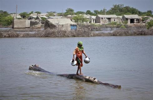 Pakistan's flooding woes