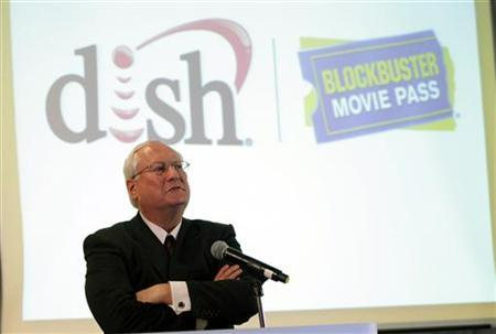Dish Network CEO Joe Clayton ponders a question during a news conference in San Francisco, California September 23, 2011. REUTERS/Robert Galbraith