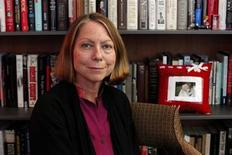 <p>New York Times Executive Editor Jill Abramson poses for a photo during an interview in New York September 21, 2011. REUTERS/Kena Betancur</p>