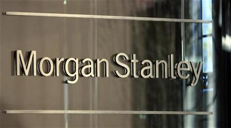 Investment bank Morgan Stanley is pictured in New York City, September 17, 2008.