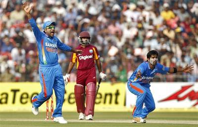 India vs West Indies - 1st ODI