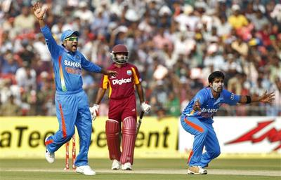 India vs West Indies - 1st ODI