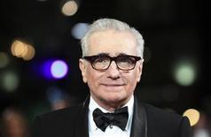 """<p>Imagen de archivo del director Martin Scorsese a su llegada al estreno de su cinta """"Hugo"""" en Londres, nov 28 2011. La película muda """"The Artist"""" y la animada """"Hugo"""" encabezaron el martes las nominaciones a los Critics Choice Awards de Hollywood, en una semana clave que marcará la pauta de las producciones que pueden competir por los los Oscar. REUTERS/Olivia Harris</p>"""