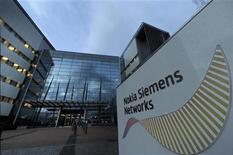 <p>A general view of the Nokia Siemens Networks (NSN) headquarters in Espoo November 23, 2011. REUTERS /Vesa Moilanen/ Lehtikuva</p>