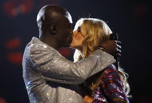 Heidi Klum and Seal split