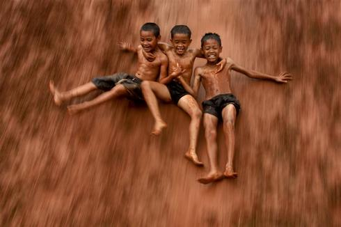 Photo focus: Mud