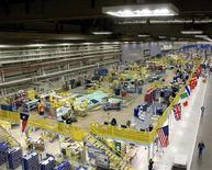 <p>The Lockheed Martin plant in Fort Worth, Texas that builds F-35 fighter jets, in a March 2010 image. REUTERS/Fred Clingerman-Lockheed Martin</p>