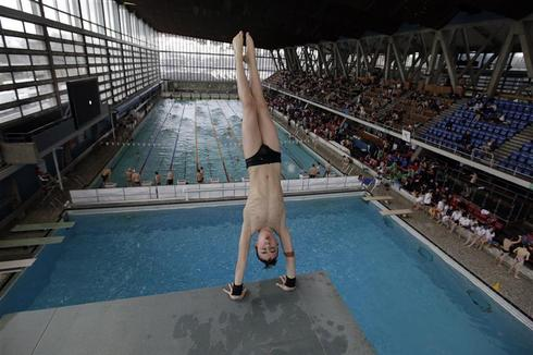 Britain's Chinese diving dreams