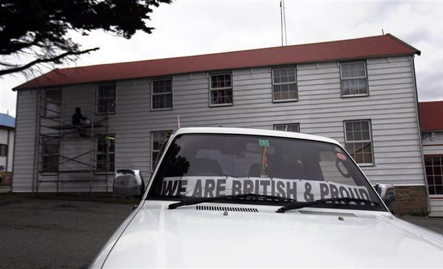 Malvinas, 30 años después 2012