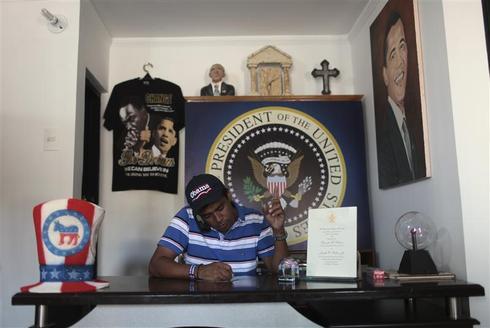 Obama's #1 fan