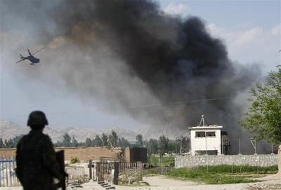 Seige in Kabul