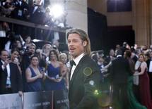 """<p>Imagen de archivo del actor estadounidense Brad Pitt, cuyo filme """"Killing Them Softly"""" será parte de la competencia oficial del Festival de Cine de Cannes</p>"""